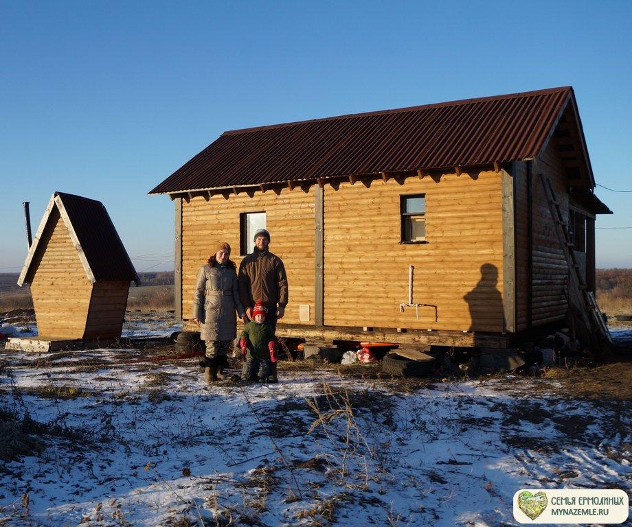 dsc08320 - Зимой в деревне скучно? Это не про нас!